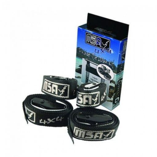 MSA Fridge Tie Down Kit | FREE FREIGHT | BACK IN STOCK SHIPPING NOW