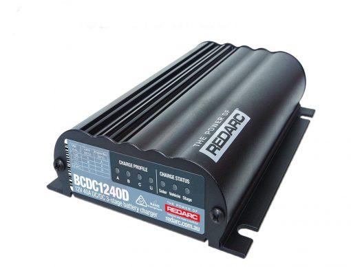 redarc bcdc1240D bammeter management bcdc dc2dc dc charger
