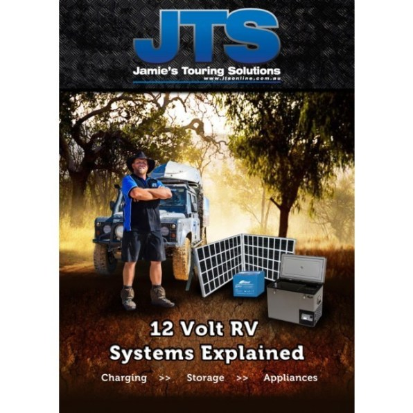 jts 12 VOLT Ebook solar deep cycles 12 volt explained