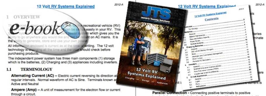 Articles page 3 of 3 jamies touring solutions jamies 12 volt systems explained ebook fandeluxe Choice Image