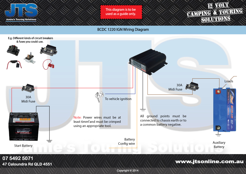 Remarkable Easy To Read Redarc Wiring Diagrams For Bcdc Chargers Wiring Digital Resources Remcakbiperorg