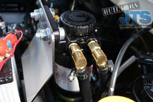 Common Rail pre filter complete DIY K it