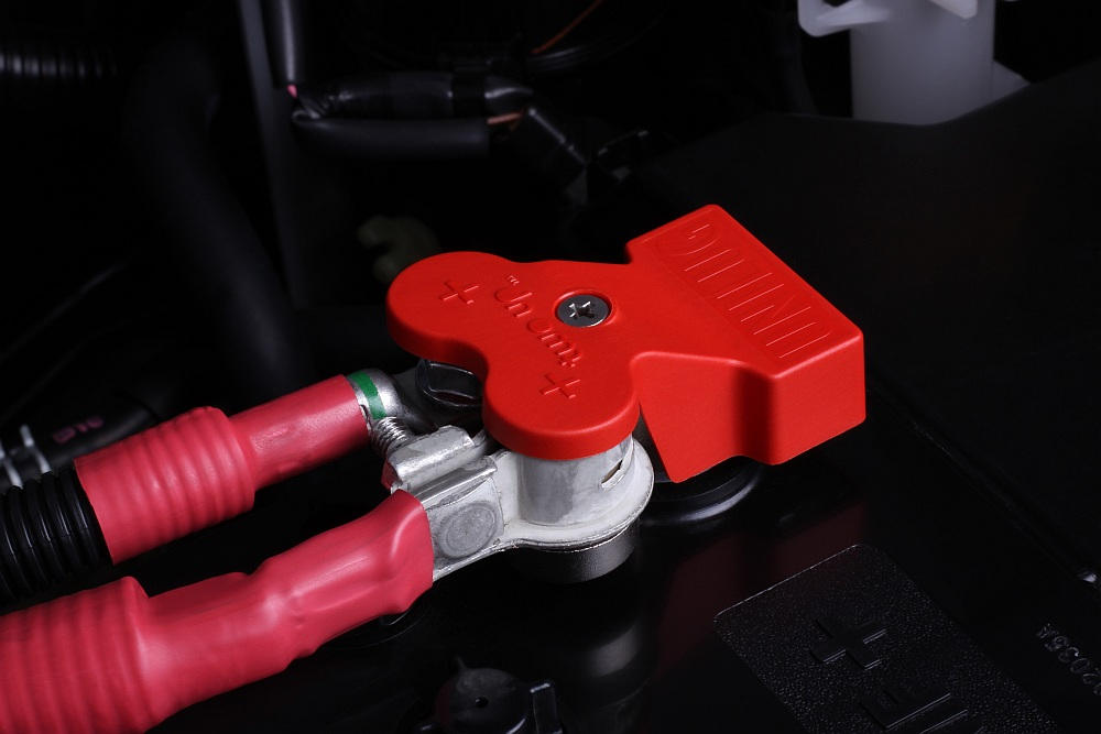 Unilug Two Up Positive /& Negative Battery Distribution Terminals Dual Battery