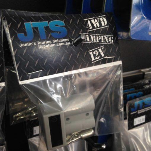 kt anderson plug with volt meter