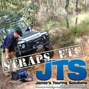 4wd recovery straps and gear