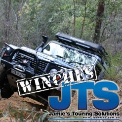 Top 4WD Recovery Winches