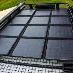 KT 200W Monocrystalline Solar Blanket