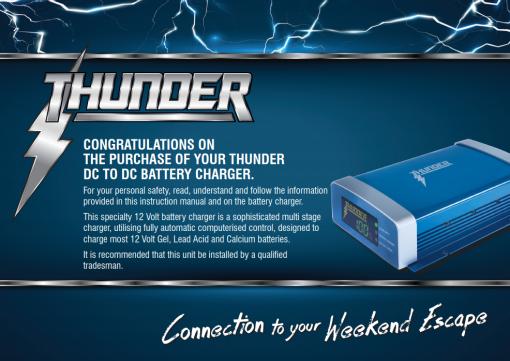 Thunder BCDC