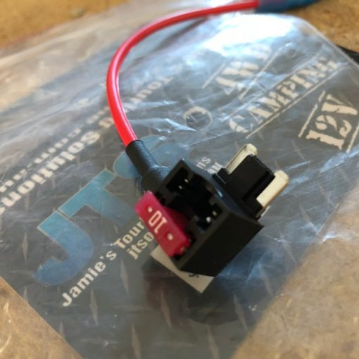 Micro Fuse Adaptor