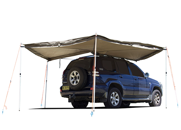 Lh Mount Foxwing Awning The Original And Still The Best