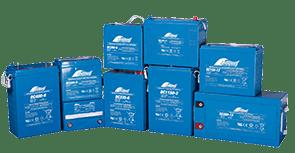 Full River Deep Cycle Batteries