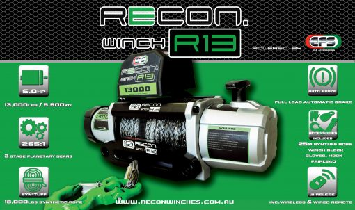 EFS RECON WINCH