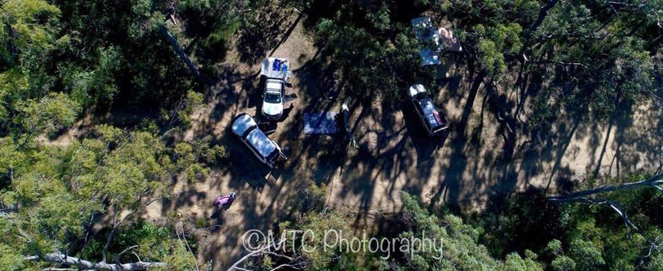 bushman's camper trailer spots lower