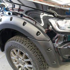 Ford Ranger SLim Line Flares by Kut Snake