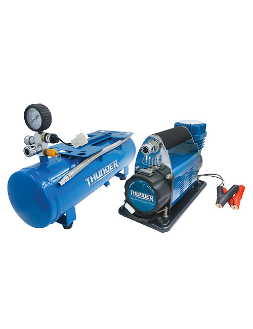 4wd Air Compressor with Seperate Tank