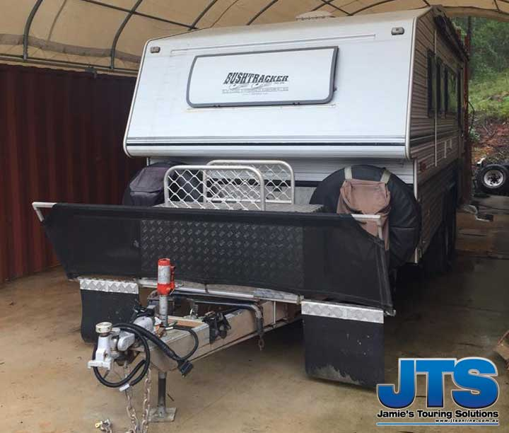 Caravan repairs JTS