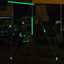 glo-x | Glow in the dark camping products at JTS