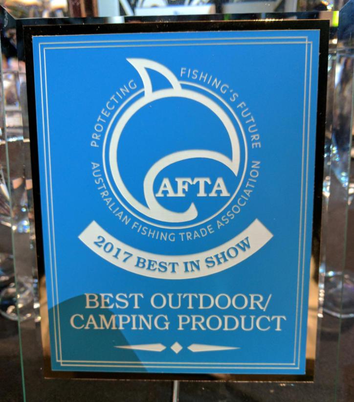 Rocket Stove AFTA Award Winner