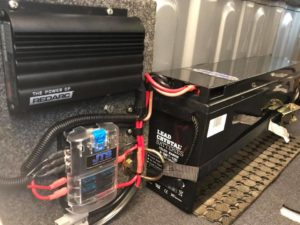 70 series dual battery system