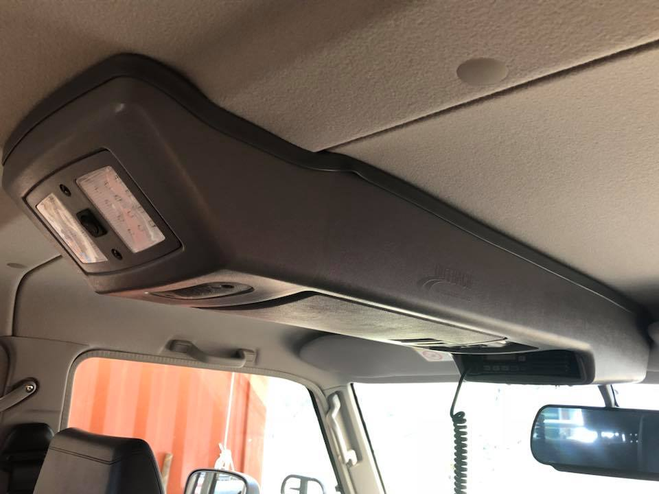 70 Series Landcruiser Roof Console