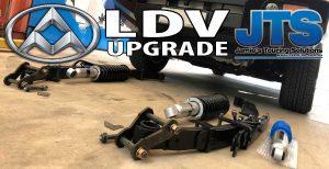 LDV T60 Recovery Bull Bar Combo