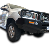 VRS TRIPLE HOOP BULLBAR- LDV T60 UTE