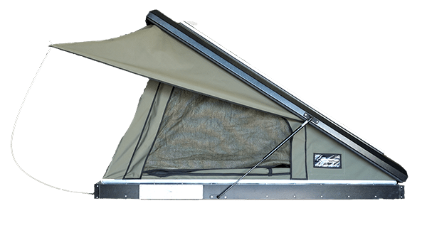 Clamshell Roof Top Tent Black Series Jamie S Touring