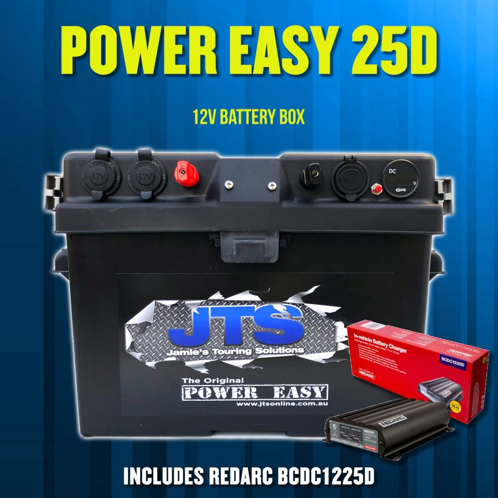 JTS Power Easy 25D