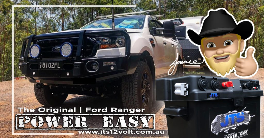 How to fit a Ford Ranger dual battery system