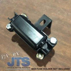 JTS 12 Volt Midi Fuse Holder Bracket