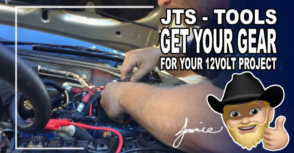 12 volt tools by JTS