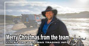 JTS Christmas trading 2019