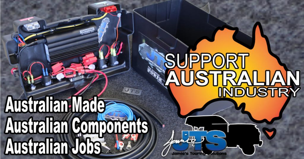 JTS Support Australian Products for Australian Jobs